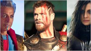 Imagens inéditas de Thor: Ragnarok revelam novos personagens