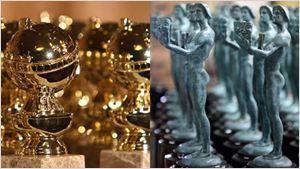 Marcadas as datas do Globo de Ouro e do SAG Awards em 2018