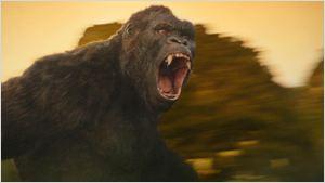 Kong: A Ilha da Caveira é a maior estreia da semana