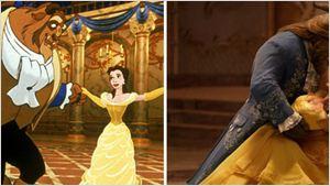 A Bela e a Fera: As diferenças entre a animação e o live-action
