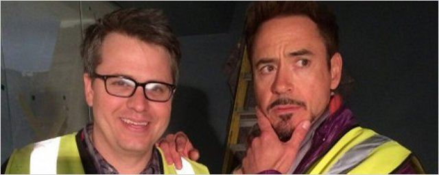 Robert Downey Jr. revela imagem do