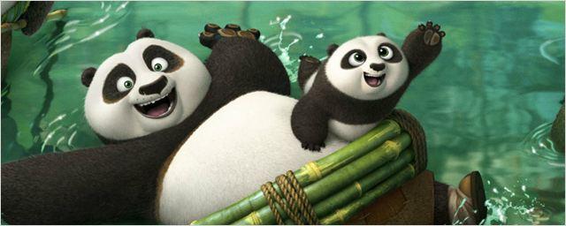 Bilheterias Estados Unidos: Kung Fu Panda 3 lidera de novo, comédia e filme de zumbi decepcionam