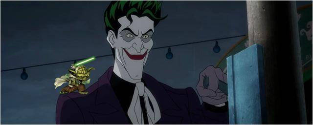 Data de lançamento em DVD e Blu-ray, Batman - A Piada Mortal ganha