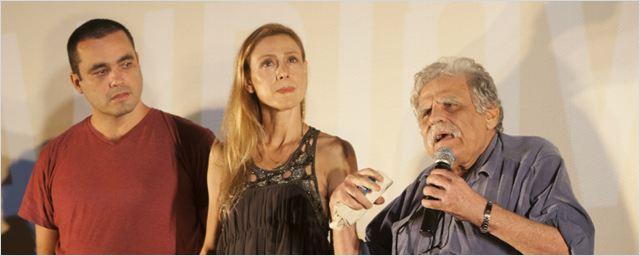 """Cine PE 2016: """"Não faço filme para o meu umbigo"""", diz Luiz Rosemberg Filho, expoente do cinema marginal"""
