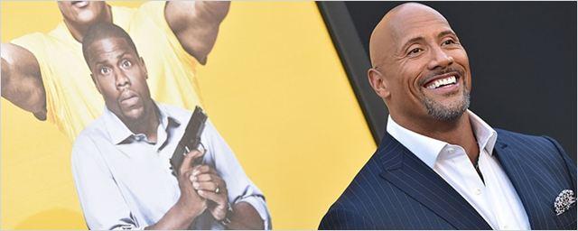 Dwayne Johnson lidera a lista dos atores mais bem pagos do mundo
