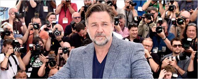 Russell Crowe entra na disputa pelo papel de Cable em Deadpool 2