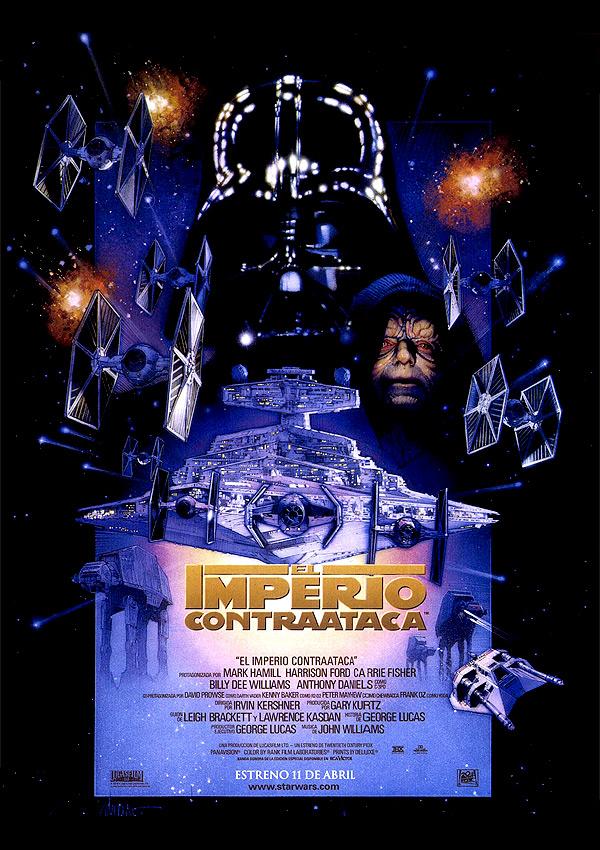 STAR WARS: EPISÓDIO V: O IMPÉRIO CONTRA-ATACA (1980)