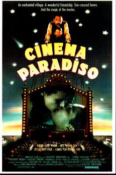 Cinema Paradiso Filme 1988 Adorocinema