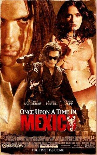 Era uma Vez no México – HD 720p – Dublado (2003)