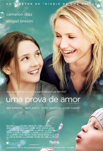 uma prova de amor filme 2009 adorocinema. Black Bedroom Furniture Sets. Home Design Ideas
