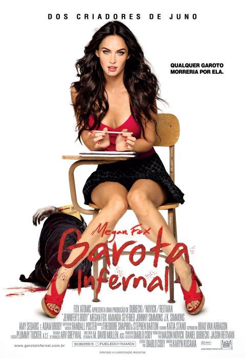 Garota Infernal - Poster