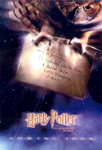 harry potter e a pedra filosofal poster poster 3 adorocinema adorocinema