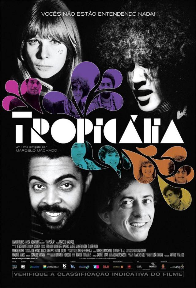 Resultado de imagem para tropicalia filme critica