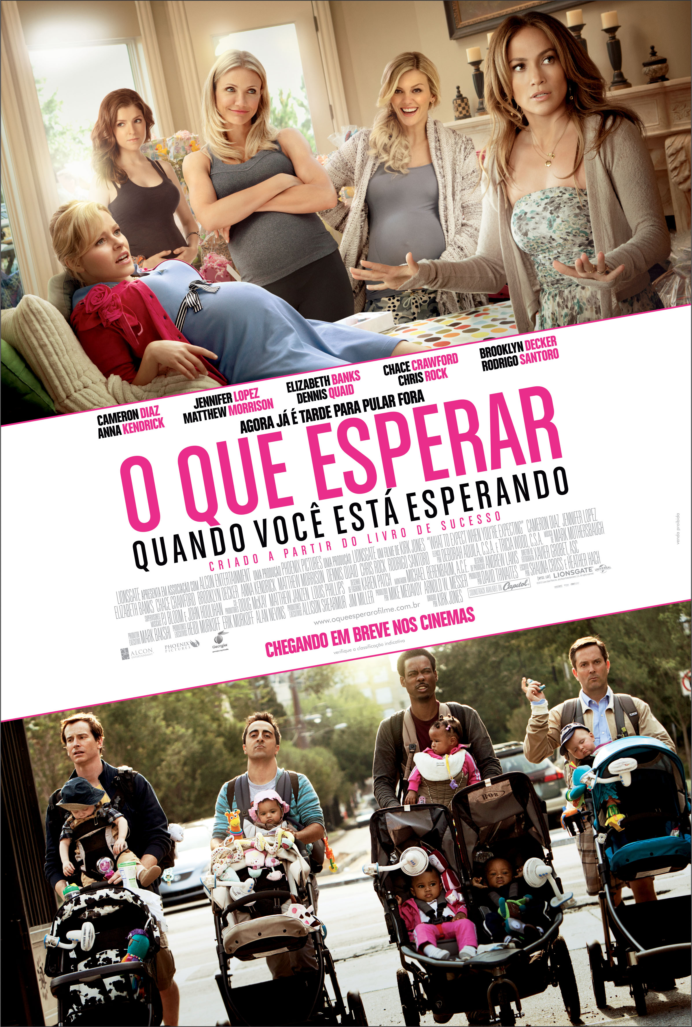 10838d16c O Que Esperar Quando Você Está Esperando - Filme 2012 - AdoroCinema