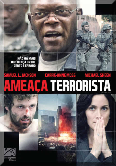Ameaça Terrorista Torrent Dublado (2010)