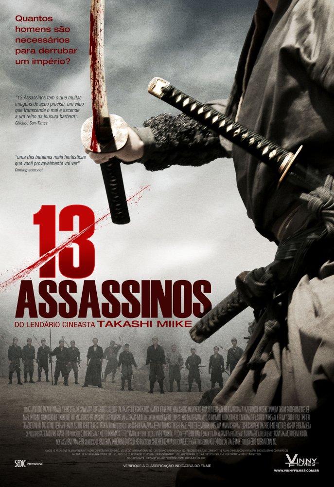 Resultado de imagem para os 13 assassinos