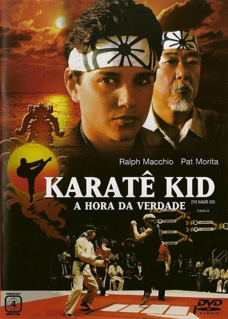 Karatê Kid A Hora Da Verdade Filme 1984 Adorocinema