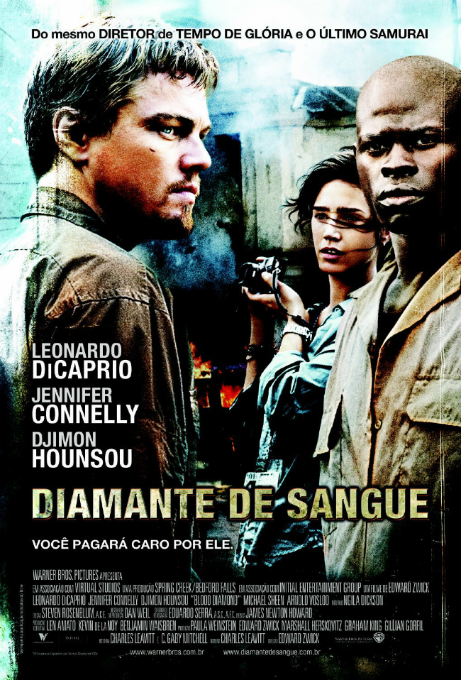 Diamante de Sangue – HD 720p – Dublado (2006)