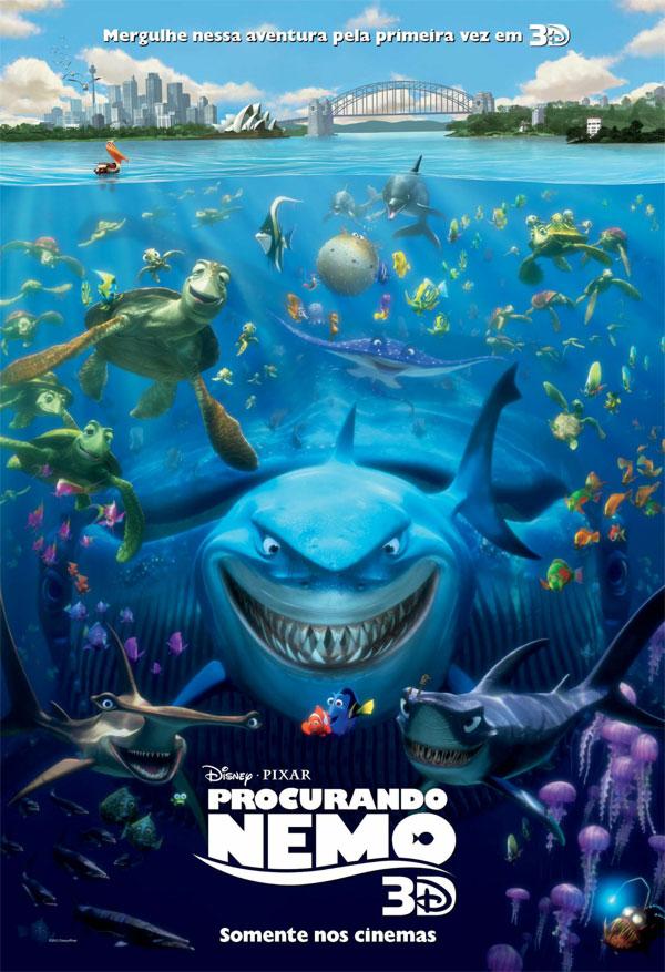 Procurando Nemo - Filme 2003 - AdoroCinema