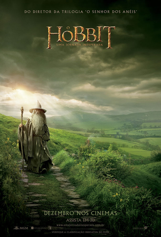 O Hobbit: Uma Jornada Inesperada – HD 720p