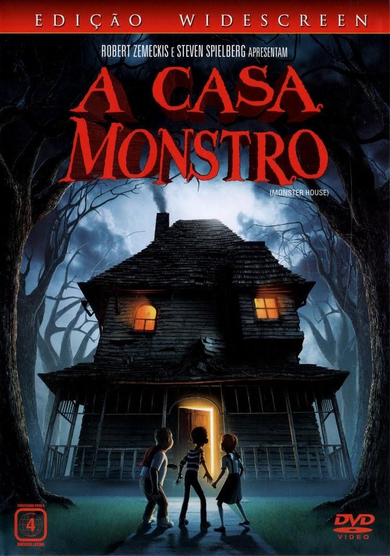 A Casa Monstro - Poster