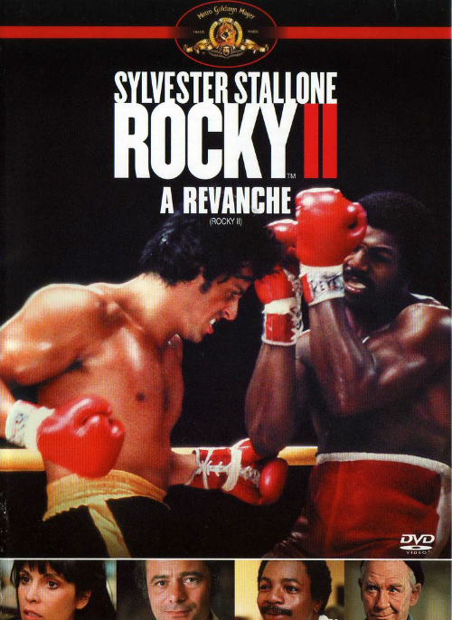 Rocky 2 A Revanche Filme 1979 Adorocinema