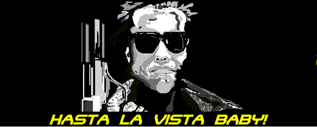 Hasta La Vista Baby é A Frase Mais Marcante Do Cinema Segundo Os