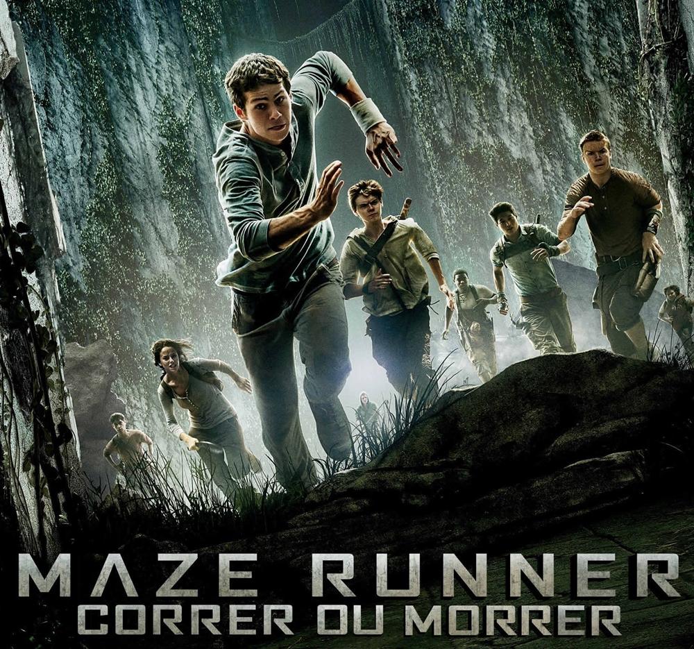 Maze runner correr ou morrer estrelado por dylan o brien que vive o personagem thomas ap s ter a mem ria apagada ele jogado em um lugar conhecido