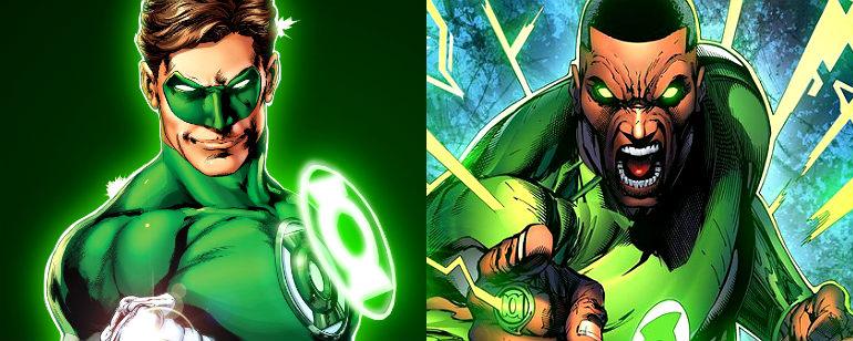 Resultado de imagem para lanterna verde