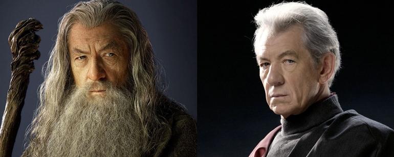 Ian McKellen quase perdeu a chance de viver Gandalf e ...
