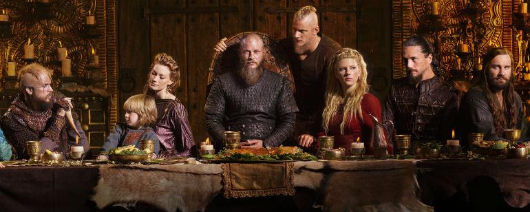 Resultado de imagem para serie vikings