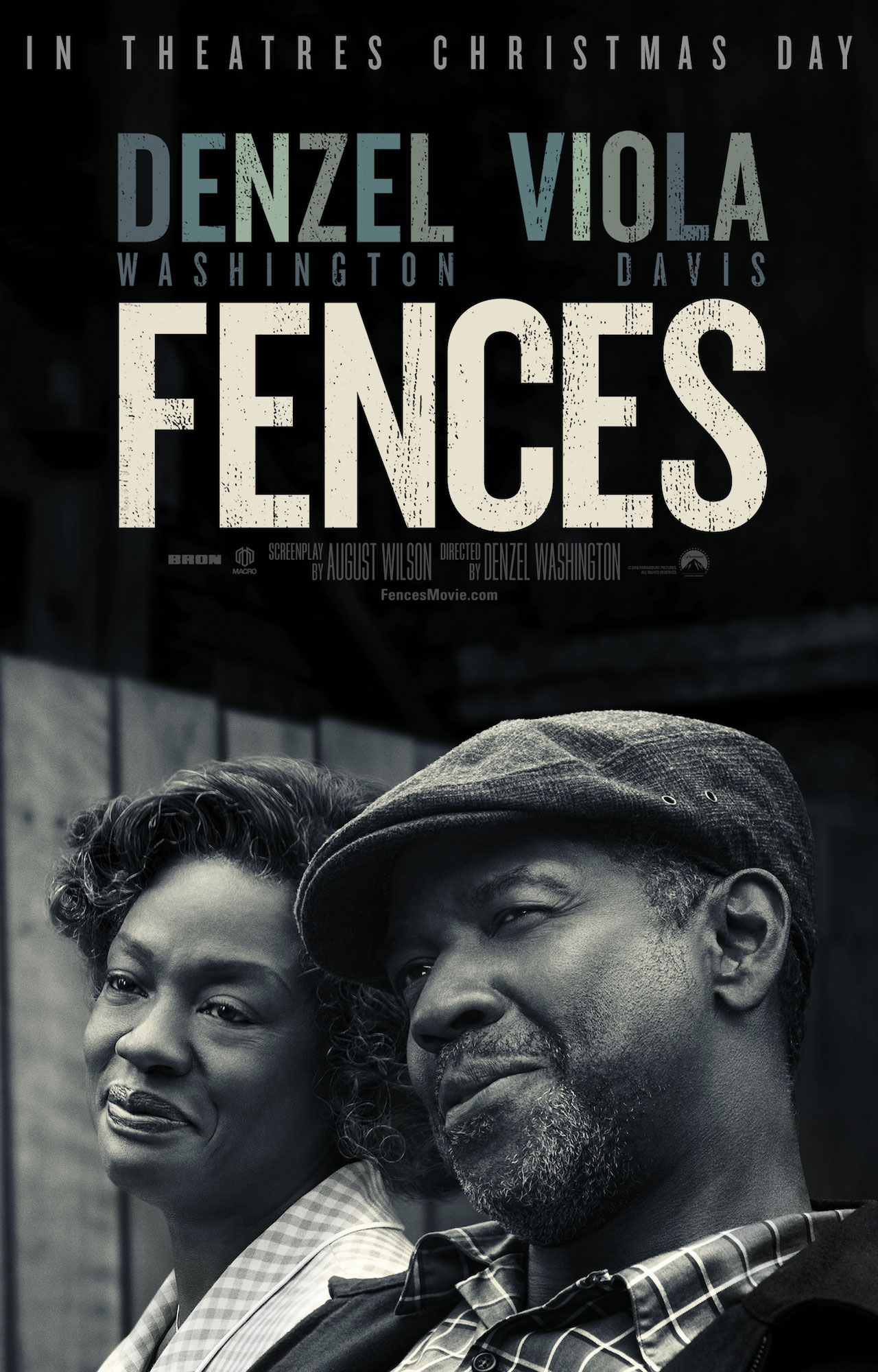 Image result for cinema filme  fences peça de