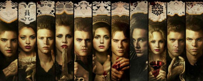 The Vampire Diaries Personagem Pode Ir Para The Originals