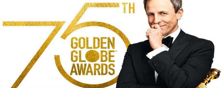 Resultado de imagem para globo de ouro 2018