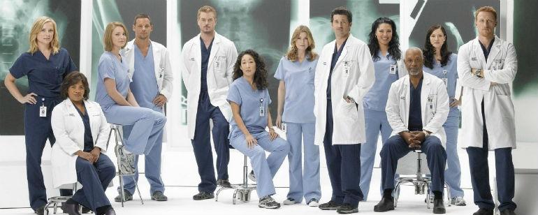 Greys Anatomy Staffeln
