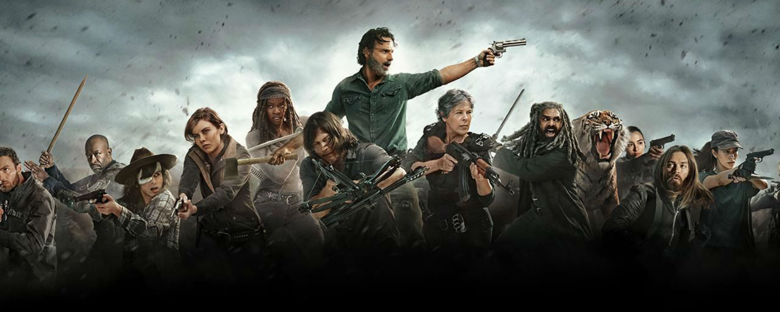 The Walking Dead Especula 231 245 Es Para A 9 170 Temporada