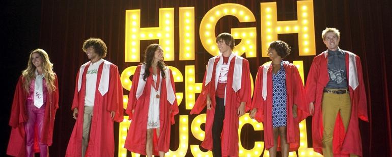 Tem Na Web - High School Musical: Conheça os novos personagens da série