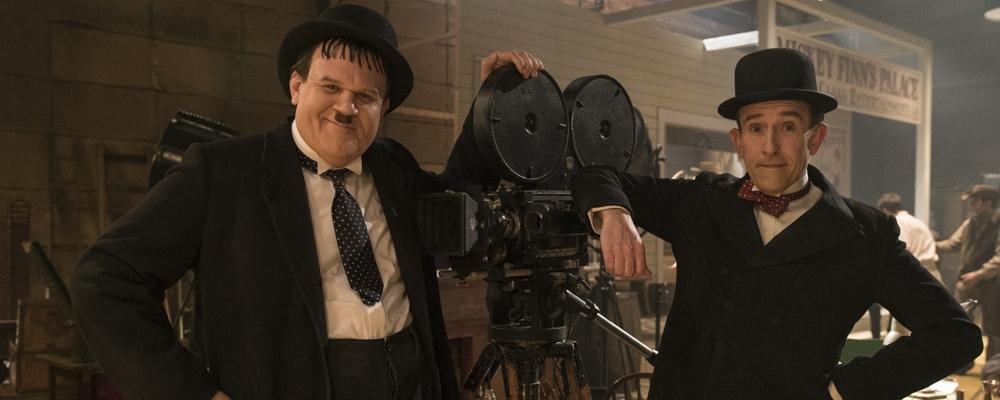 Stan Ollie Filme Sobre O Gordo E O Magro Ganha Primeiro Trailer