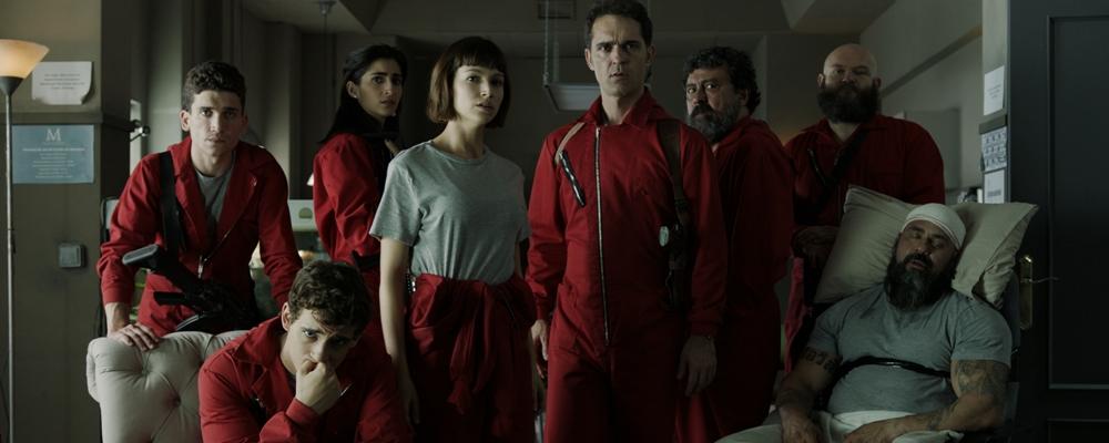 Tem Na Web - La Casa de Papel: Ator avisa que não retorna para a terceira temporada