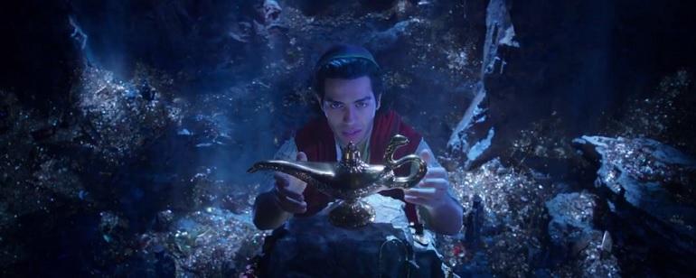 O teaser do live-action do clássico da Disney, o Aladdin já saiu!