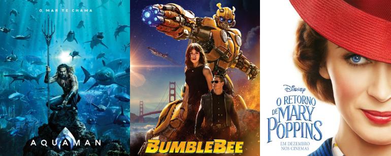 Tem Na Web - Estreias de dezembro nos cinemas