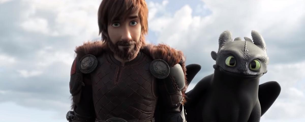 0cc80085050 Como Treinar o seu Dragão 3 é a maior estreia da semana - Notícias de  cinema - AdoroCinema