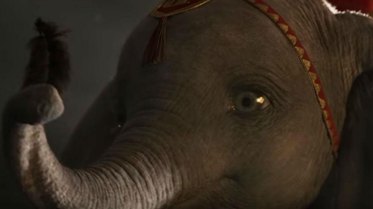 Tem Na Web - Dumbo: Famoso elefante é cercado por fofuras e aventuras em novo trailer do live-action