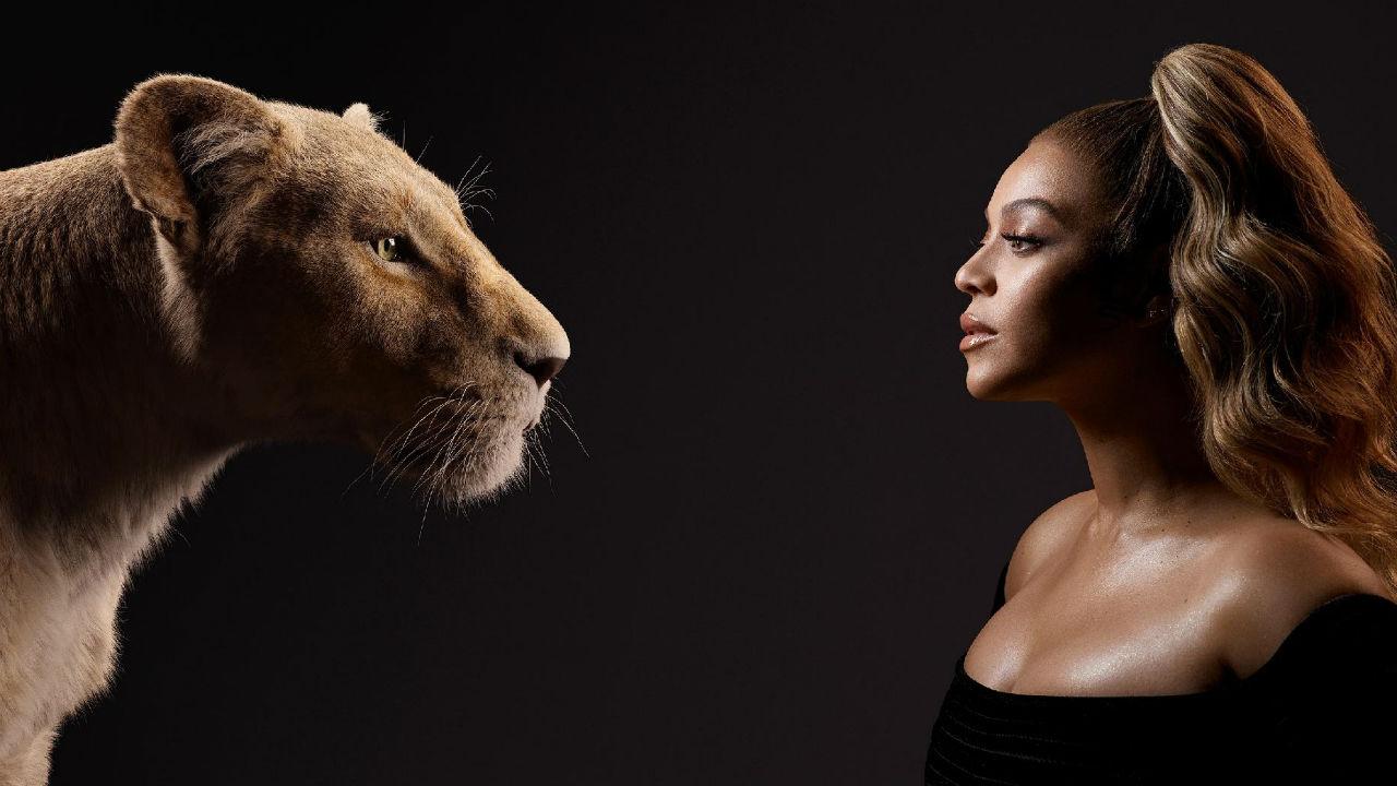 Resultado de imagem para o rei leão beyoncé