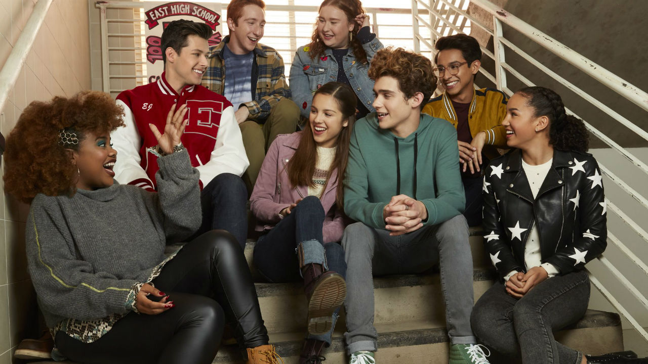 Resultado de imagem para High School Musical: The Musical é renovada para a 2ª temporada no Disney+