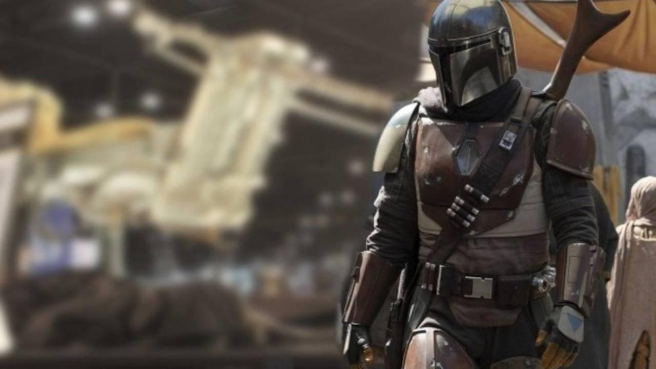 Resultado de imagem para The Mandalorian: trailer final da série Star Wars com novas cenas