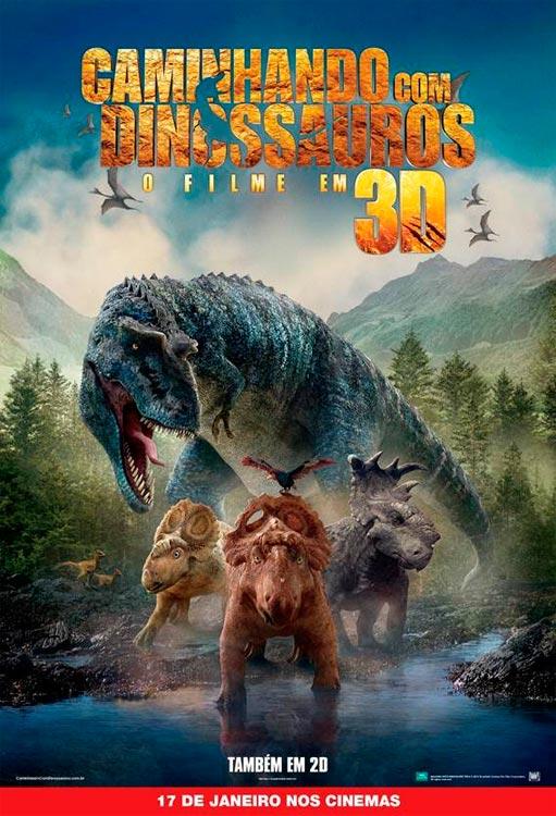 Caminhando Com Dinossauros Filme 2012 Adorocinema