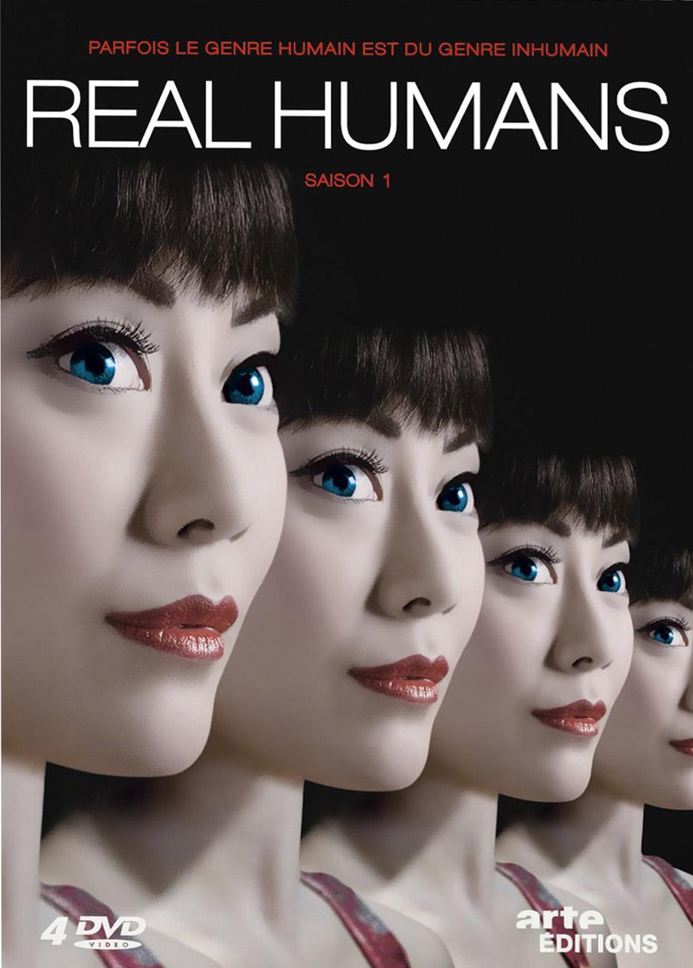 real humans série 2012 adorocinema