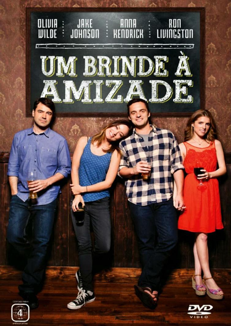 Um Brinde à Amizade - Filme 2013 - AdoroCinema