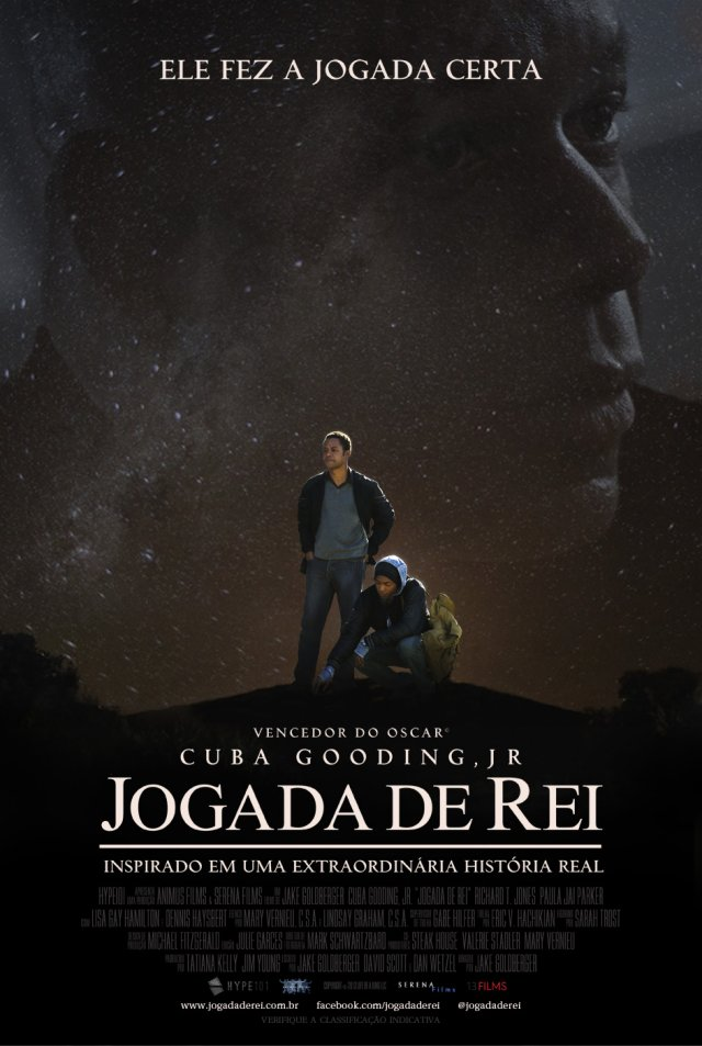 Jogada de Rei Torrent Dual Áudio (2014)
